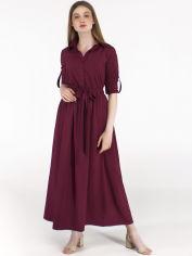 Платье Vivari 1020 48 Бордовое (2000000406176) от Rozetka