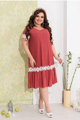 Платье ALDEM 2001/1 50 Бордовое (2000000419589) от Rozetka
