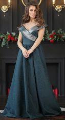 Платье New Fashion 332 44 Изумрудное (2000000418353) от Rozetka