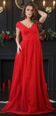 Платье New Fashion 334 46 Красное (2000000417752) от Rozetka