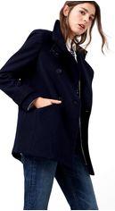 Пальто Mango 71070065 S Темно-синее (AB5000000160020) от Rozetka