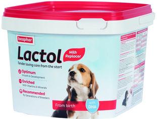 Акция на Сухое молоко Beaphar Lactol Puppy Milk для щенков 1 кг (8711231151882) от Rozetka