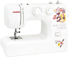 Швейная машина JANOME Sew Dream 510 от Rozetka