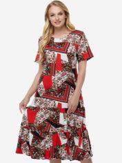Платье All Posa Лора 100153 50 Красное от Rozetka