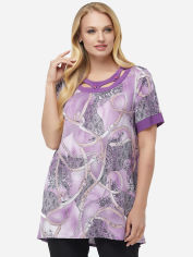 Блузка All Posa Марго 100121 62 Фиолетовая от Rozetka