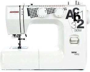 Швейная машина JANOME Sew Easy от Rozetka