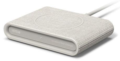Беспроводное ЗУ iOttie iON Wireless Fast Charging Pad Mini (CHWRIO103TN) Tan от Citrus