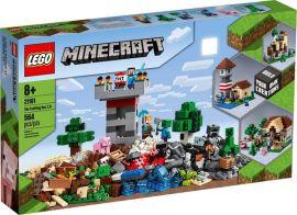 Акция на Конструктор LEGO Minecraft The Crafting Box 3.0 (21161) от MOYO