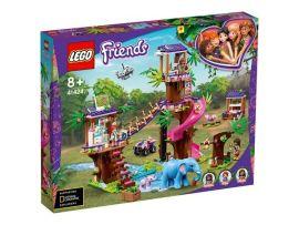 Акция на Конструктор LEGO Friends Спасательная база в джунглях (41424) от MOYO