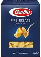 Акция на Макароны Barilla №91 Pipe Rigati 500 г (DL6758) от Stylus