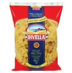 Макароны Divella 085 Farfalle 500 г (DLR6224) от Stylus