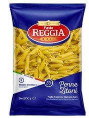 Акция на Макароны Reggia 33 Penne Zitoni 500 г (WT2731) от Stylus