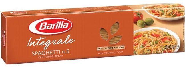 Спагетти Barilla Integrale Spaghetti n.5 500 г (WT00203) от Stylus