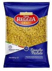 Акция на Макароны Pasta Reggia 71 Coviglie (500 г) (WT3103) от Stylus