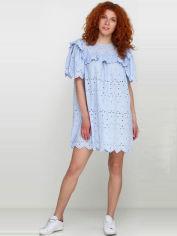 Платье H&M 3hm05300094 XS/S Голубое (2000000393681) от Rozetka
