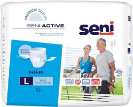 Подгузники-трусики для взрослых Seni Active Large 10 шт (5900516690915) от Rozetka