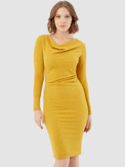 Платье Evalution 062EV/TR-182 36 Желтое (NB2000000036755) от Rozetka