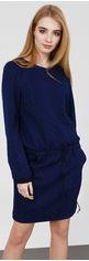 Платье Natali Bolgar 16207/TR-91/TR-83 40 Синее (NB2000000009179) от Rozetka