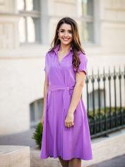Платье Le Bourdon 038FM/KC-77 42UA Фиолетовое (NB2000001103272) от Rozetka
