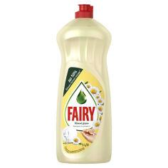 Средство для мытья посуды Fairy Нежные руки Ромашка и витамин Е 1л от Podushka