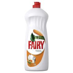 Акция на Средство для мытья посуды Fairy Апельсин и Лимонник 1 л от Podushka