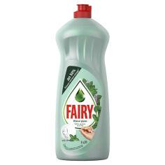Средство для мытья посуды Fairy Нежные руки Чайное дерево и мята 1л от Podushka