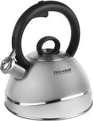 Чайник Rondell Odem со свистком 2.4 л (RDS-1059) от Rozetka