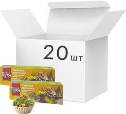 Упаковка корма для грызунов Topsi Корзинки овощные 45 г 20 шт (14820122208602) от Rozetka