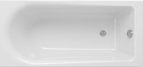 Ванна акриловая CERSANIT FLAVIA 170 + ножки PW01/S906-001 от Rozetka