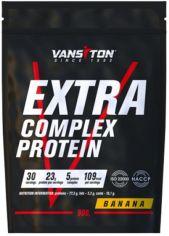 Акция на Протеин Vansiton EXTRA 900 г Banana (4820106590832) от Rozetka