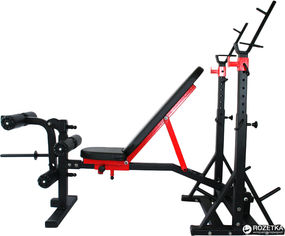Акция на Силовой тренажер Body Time Патриот Black (BK001) от Rozetka