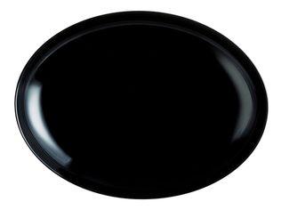 Блюдо овальное Luminarc Friends Time Black 33 см M0065 от Podushka