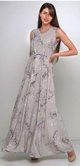 Платье Anastasimo 0169-d-5 XL (50) Серое (ROZ6400002640) от Rozetka