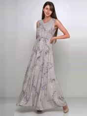 Платье Anastasimo 0169-d-5 S (44) Серое (ROZ6400002637) от Rozetka