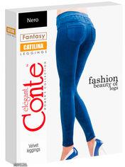 Трикотажные леггинсы Conte Fantasy Catilina 170-90 см Nero (4815003054785) от Rozetka