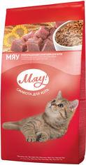 Акция на Сухой полнорационный корм для котов Мяу! с добавкой печени 14 кг (4820215362603) от Rozetka