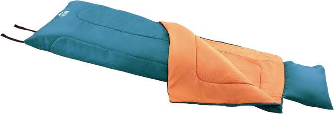 Спальный мешок-одеяло Bestway Pavillo Hibernator 200 Зеленый (147965) от Rozetka