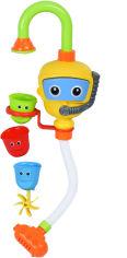 Игрушка для ванной Same Toy Puzzle Diver Подвижный фонтан со шлангом робот-дайвер на присосках (9908Ut) от Rozetka