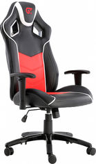 Кресло для геймеров GT RACER X-2560 Black/White/Red от Rozetka
