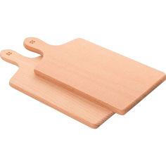 Набор разделочных досок LUNASOL BASIC Wooden 2 шт (593001) от Foxtrot