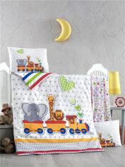 Комплект детского постельного белья ранфорс LightHouse Madagaskar Детский комплект от Podushka
