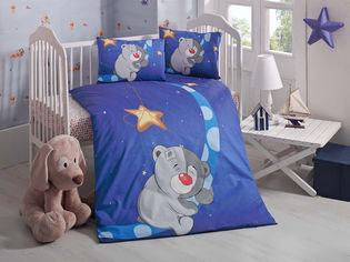 Акция на Комплект детского постельного белья ранфорс LightHouse Keyif Детский комплект от Podushka