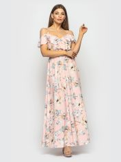 Платье Santali 4113-1 S Розовое (7000000070860) от Rozetka