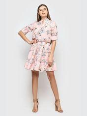 Платье Santali 4112 L Розовое (7000000069352) от Rozetka