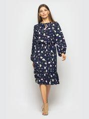 Платье Santali 4123-1 L Синее (7000000072499) от Rozetka
