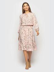 Платье Santali 4123-1 M Розовое (7000000072406) от Rozetka