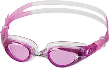 Очки для плавания HEAD Swimming Cyclone Jr Pink/Clear (451049/PK.CL) от Rozetka