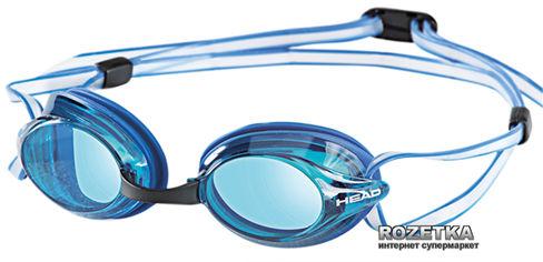 Очки для плавания  HEAD Swimming Venom Blue (451003/BL.BL) от Rozetka