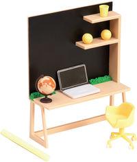 Набор для кукол Lori Мебель для домашнего рабочего стола (LO37006Z) от Rozetka