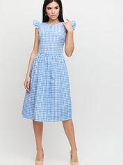 Платье Karree Ибица P1827M5791 S Голубое (100012113) от Rozetka